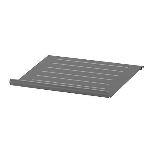 КОМПЛИМЕНТ Полка для обуви - темно-серый, 50x35 см