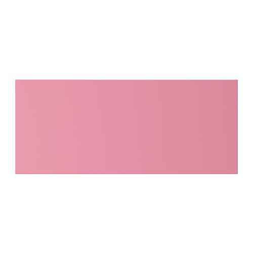 ЛАППВИКЕН Фронтальная панель ящика - розовый