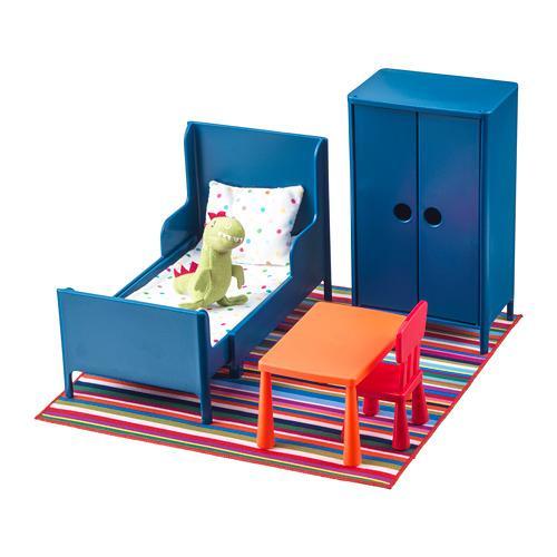 ХУСЕТ Кукольная мебель,спальня