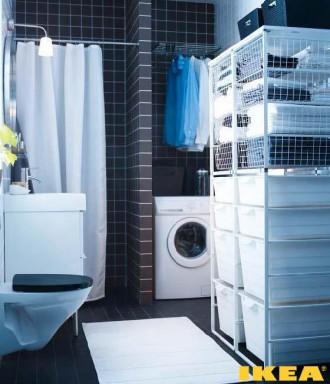 Interior bath room IKEA