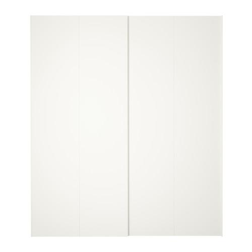 ХАСВИК Пара раздвижных дверей - 200x236 см