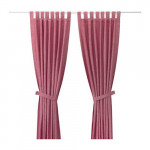 Lend Curtains with grip, 1 couple