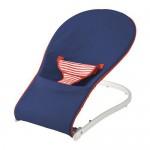 TOVIG переносное кресло для младенца синий/красный