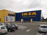 Shop IKEA Avignon Vedène - the address of the store card business hours