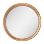 STABEKK Espejo - marrón claro