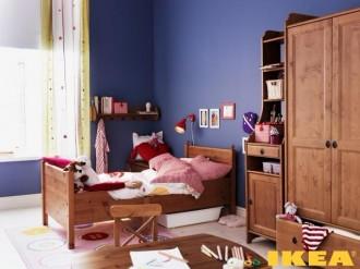 Interiérové dětské pokoje