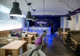 Budget interieur waterpijp in Minsk