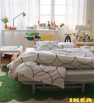 Interiorul de la IKEA Dormitoare