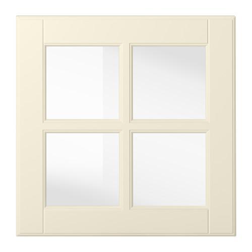 БУДБИН Стеклянная дверь - 40x40 см