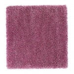 ABORG Rug, high pile - Pink