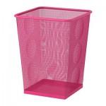 文件篮子纸 - 粉红色