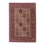 VALBY RUTA carpet, short pile multi-colored cm 133x195