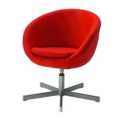 SKRUVSTA swivel chair - red Almos  sc 1 st  IKEA Fans Club & SKRUVSTA swivel chair - red Almos (90074591) - reviews price ...