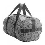 КНЭЛЛА Спортивная сумка - серый/белый