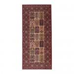 VALBY RUTA carpet, short pile multi-colored cm 80x180