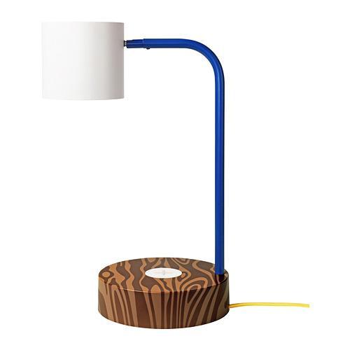 ikea trådløs lampe