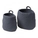 NORDRENA conjunto de cestas, piezas 2