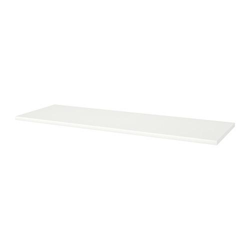 LINNMON countertop white 60x200 cm
