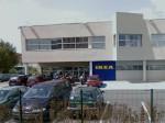 IKEA Paris Thieu - alamat kedai, lokasi pada peta
