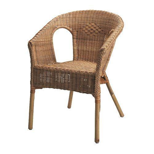 AGEN रतन / बांस की कुर्सी