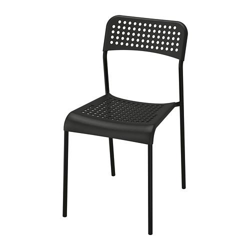ADDE stol svart