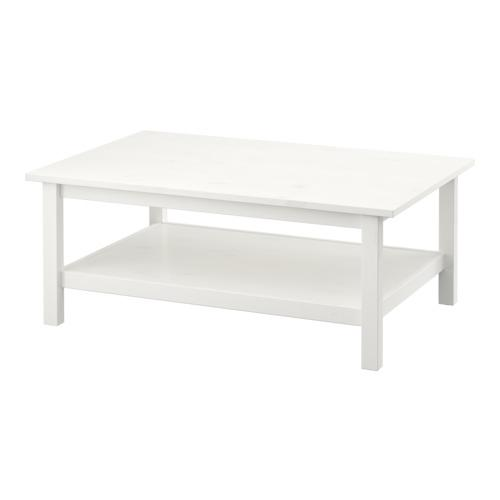ХЕМНЭС Журнальный стол - белый