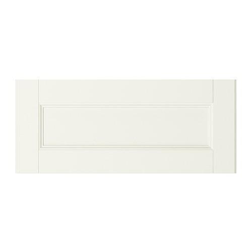 ВАСБУ Фронтальная панель ящика - белый
