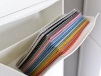 Еще одна идея для хранения документов, в галошнице ТРОНЭС