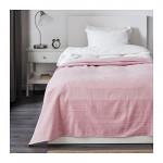 ФАБРИНА Покрывало - светло-розовый, 150x250 см