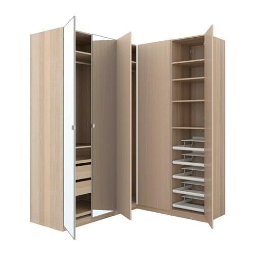 PAX Corner Kleiderschrank (392.183.76) - Bewertungen, Preis, wo zu ...