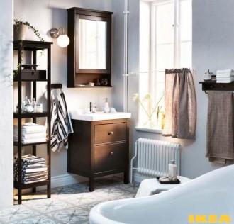 Bathroom interior 5 square meters