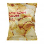POTATISCHIPS SALTADE Chips con sal