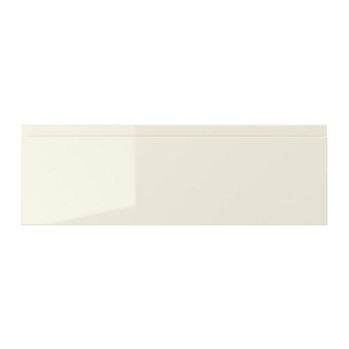 Voxtorp Façade De Tiroir Brillant Beige Clair 596x197 Cm