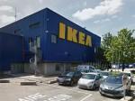 Lyon IKEA store in Saint-Priest