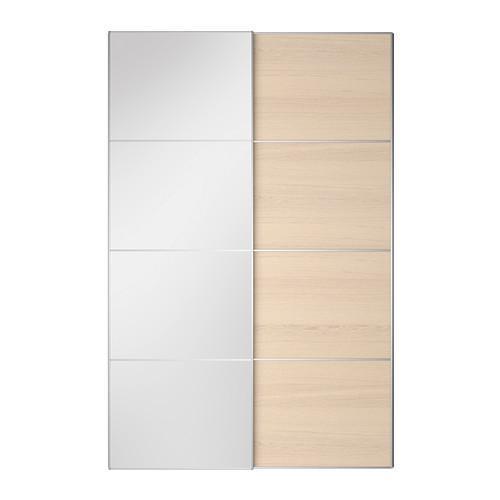 AULI / ILSENG Un paio di porte scorrevoli - 150x236 cm