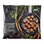 ALLEMANSRÄTTEN Albóndigas Vegetales, Plato De Verduras Congeladas