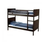 Ranjang tempat tidur NORDAll XnUMX-bunk