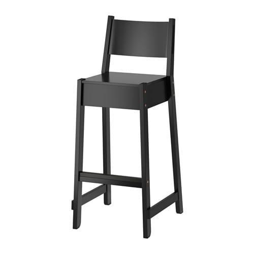NORROKER Bar stol