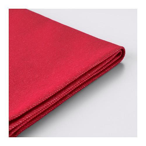 ИКЕА ПС Чехол на 2-местный диван-кровать - Ванста красный
