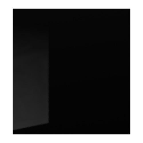 СЕЛЬСВИКЕН Дверь - глянцевый черный