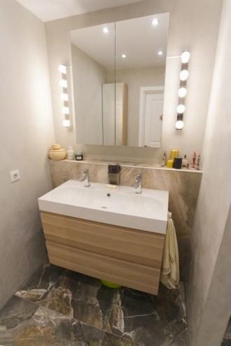 IKEA tarzı banyo