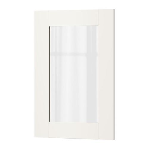 СЭВЕДАЛЬ Стеклянная дверь - 40x60 см