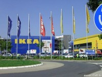 IKEA magasin Walldorf - adresse, carte, temps