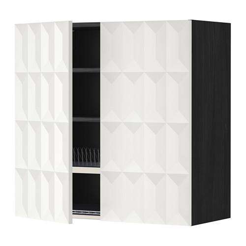 method wall cabinet with utensils sush 2 dvrc wood. Black Bedroom Furniture Sets. Home Design Ideas