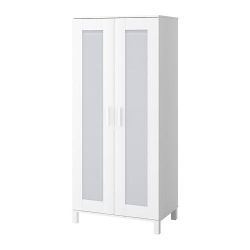 ANEBODA шкаф платяной белый