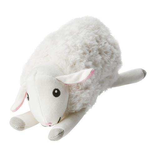 ЛЕКА Музыкальная игрушка, овечка