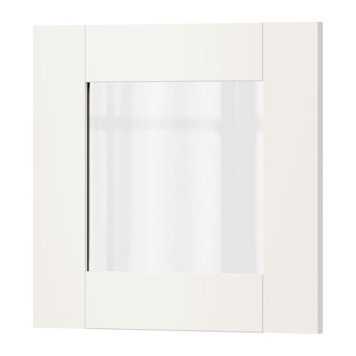 СЭВЕДАЛЬ Стеклянная дверь - 40x40 см