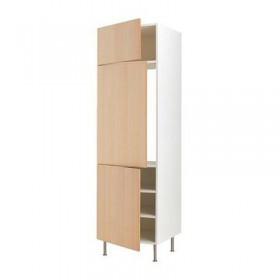 Kabinet tinggi FAKTUM untuk sejuk atau fros - venir birch Nexus, 60x211 / 35 cm