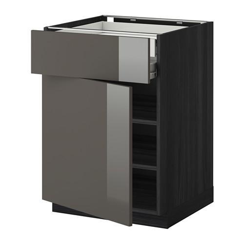 verfahren forvara unterschrank rfe franz sisch pnl plc 2niz schubladen holz schwarz. Black Bedroom Furniture Sets. Home Design Ideas