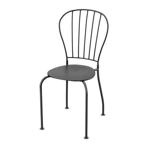 ЛЭККЭ Садовый стул